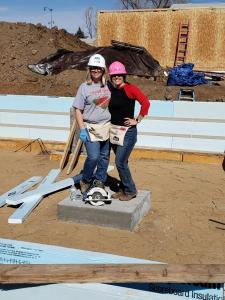 2020 WIC Week & International Women Build
